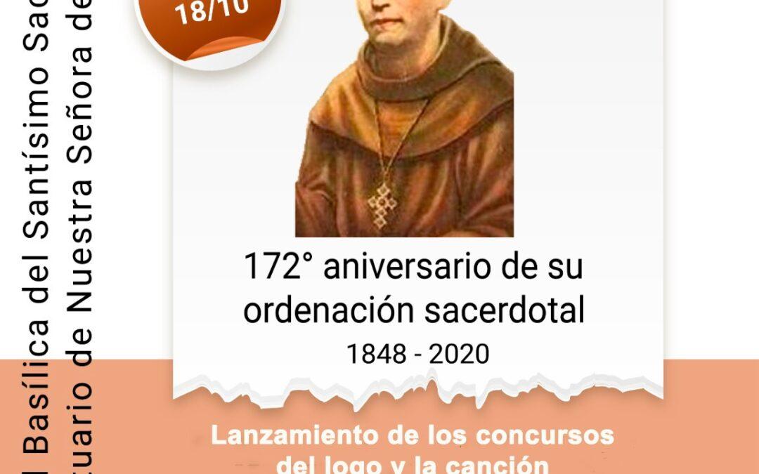 Se cumplen 172 años de la ordenación sacerdotal de Fray Mamerto Esquiú