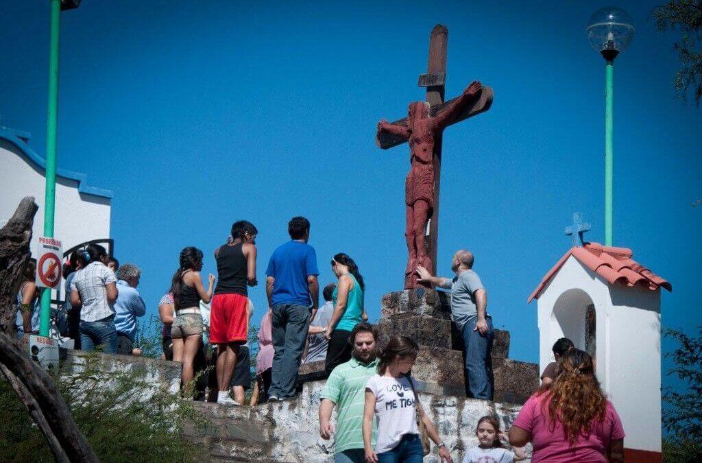 El Calvario, Santuario donde Esquiú dejó sus huellas