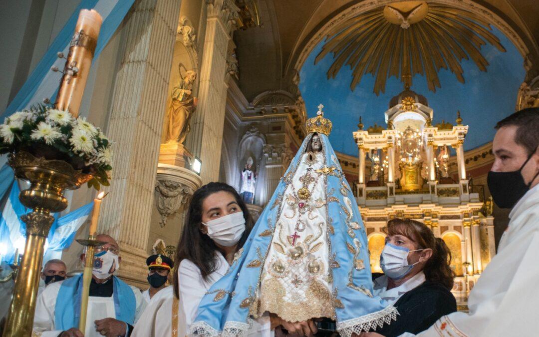 Catequesis virtuales de Fray Mamerto Esquiú en el Septenario de la Virgen del Valle