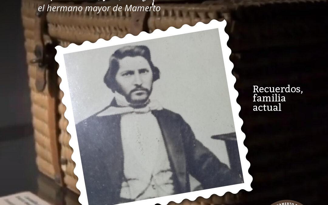 En el baúl de los recuerdos con el bisabuelo Odorico Esquiú